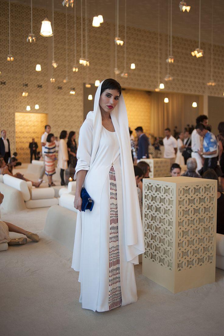 Chanel's Adventures in Dubai - Princess Deena al-Juhani Abdulaziz
