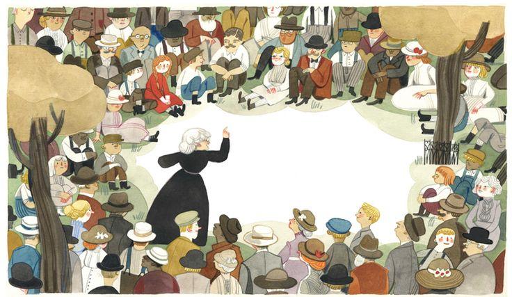 felicita sala illustration: mother jones, a book.
