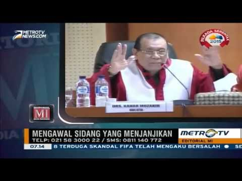 Mengawal Sidang yang Menjanjikan Pertanyaan MKD Papa Minta Saham