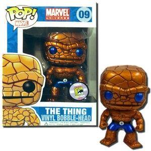 The Thing - Marvel - Comic Con Exclusive - Funko Pop! Vinyl Figure