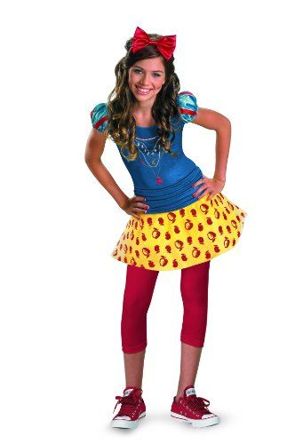 Disney Princess Snow White Tween Costume