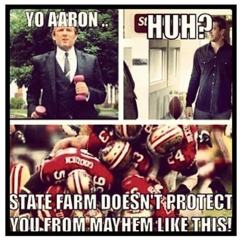 @Sabrina Chakhtoura lol sorry but this made me laugh haha hearts you!! #49ers