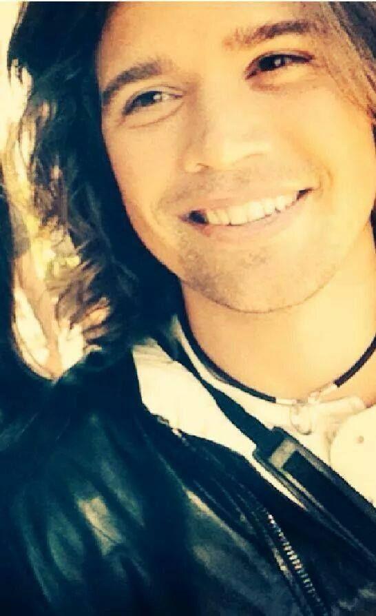 He is so beautiful.