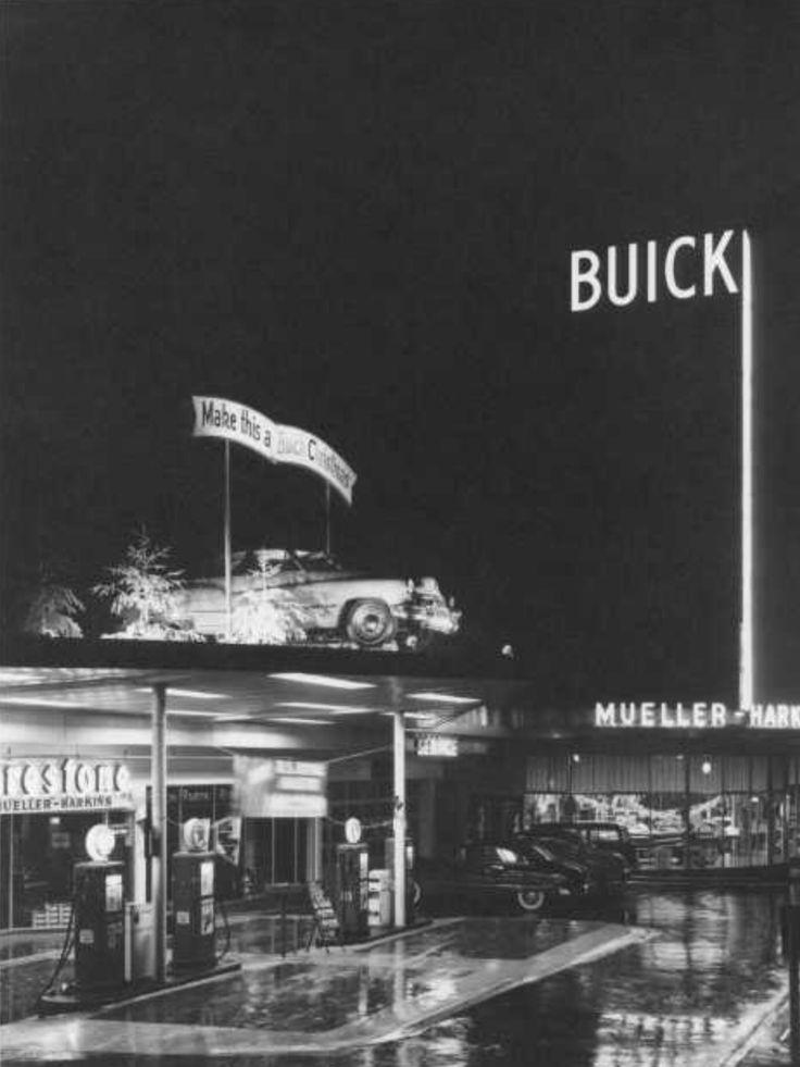 1948 MuellerHarkins Motor Company, Buick Dealership