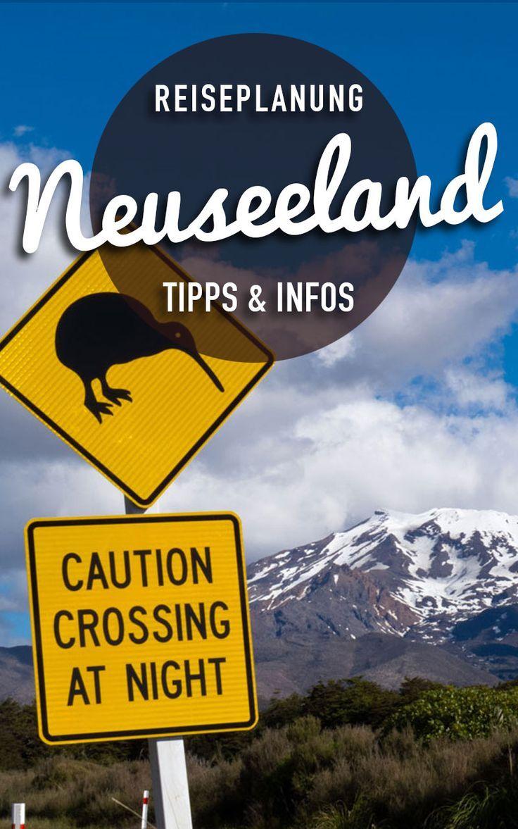 Die besten Tipps für die Neuseeland Reise. Alles was du wissen musst!