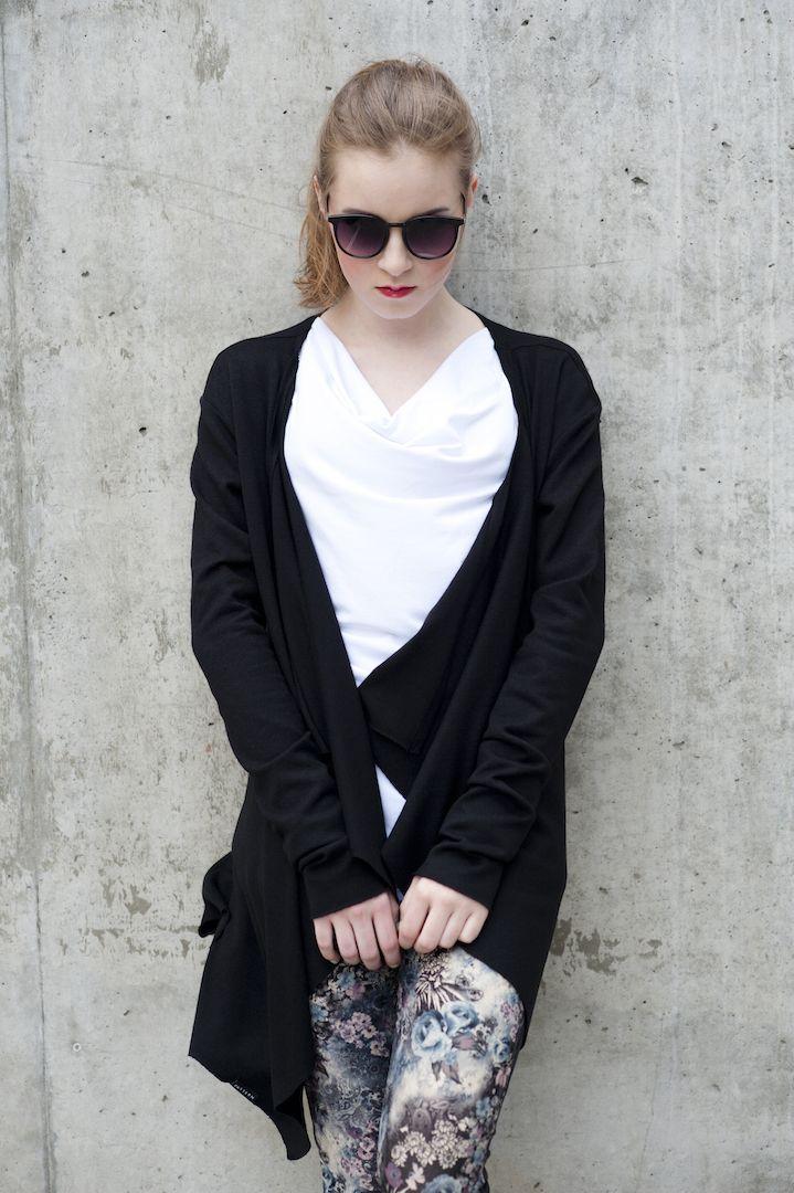 Arum - dámský volný oversize svetr