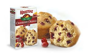 Krusteaz Cranberry Orange Coffee Cake