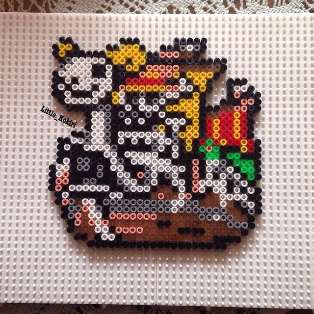 Hervorragend 253 best perler images on Pinterest | Hama beads, Kandi and  KZ18