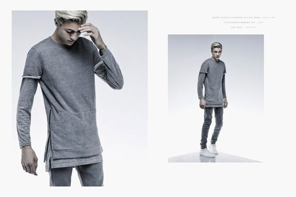 John Elliott Co Shadow Capsule Collection  http://sidewalkhustle.com/john-elliott-co-shadow-capsule-collection/