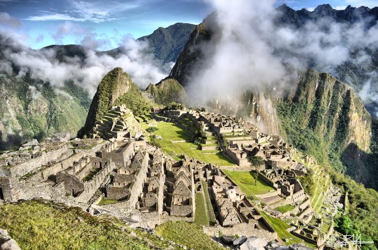 Machu Picchu.......2012