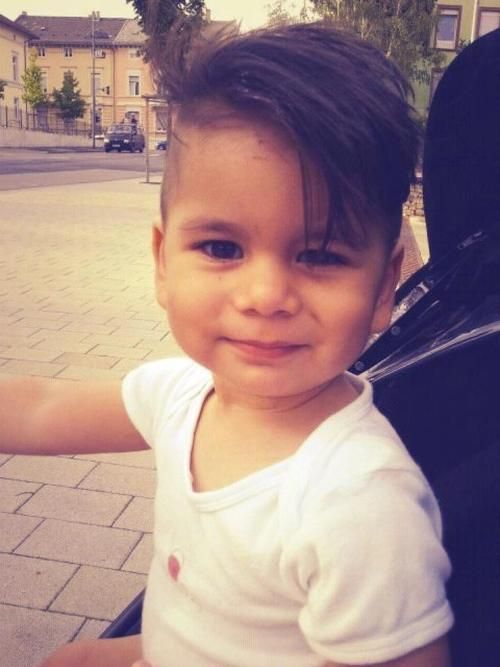 Excellent 1000 Images About Toddler Boy Hairstyles On Pinterest Boys Long Short Hairstyles For Black Women Fulllsitofus