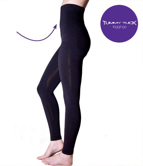 Seraphine Post Maternity Tummy Tuck Leggings - Tamara