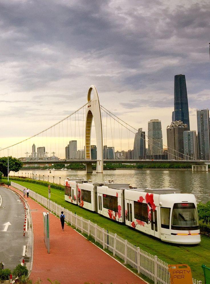 San Francisco Map Ritz Carlton%0A The concierge at The RitzCarlton  Guangzhou recommend taking a tram ride  back to