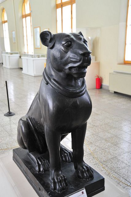 Dog, from Persepolis, 5th C BC Ironic that ancient persians obviously loved dogs but the present regime is trying to ban them!