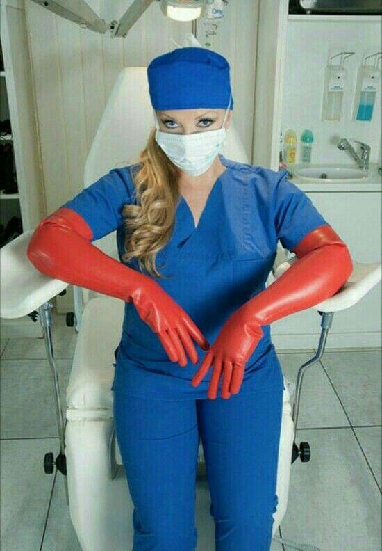 Nurse gave me a hand job