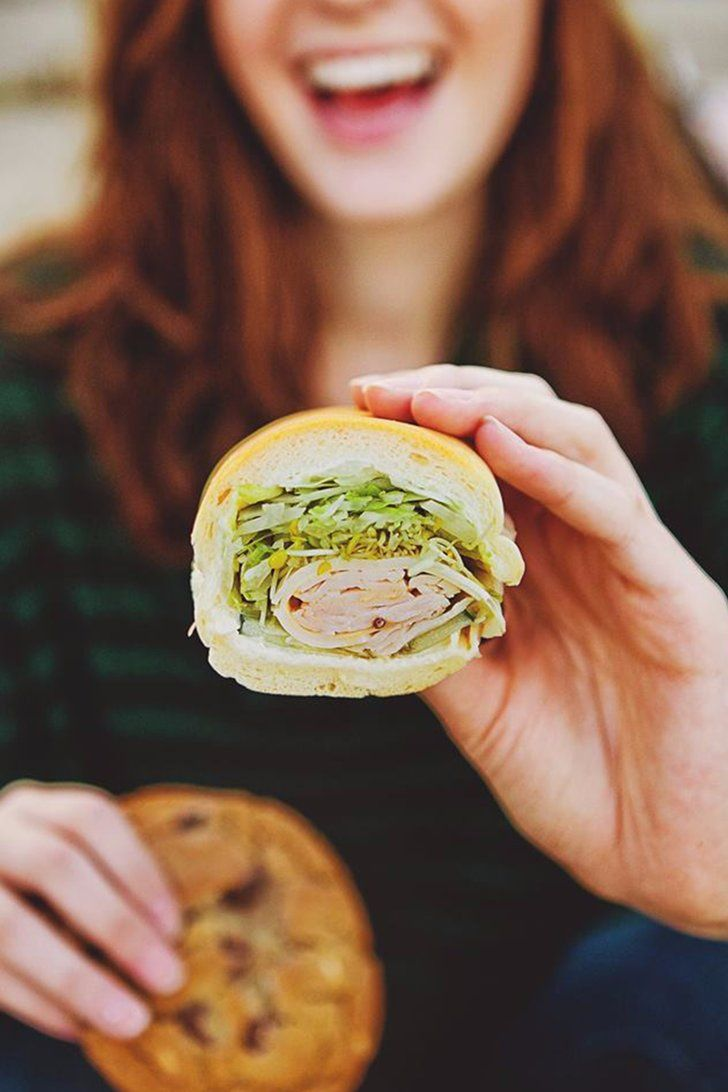 The 5 Healthiest Orders at Jimmy John's