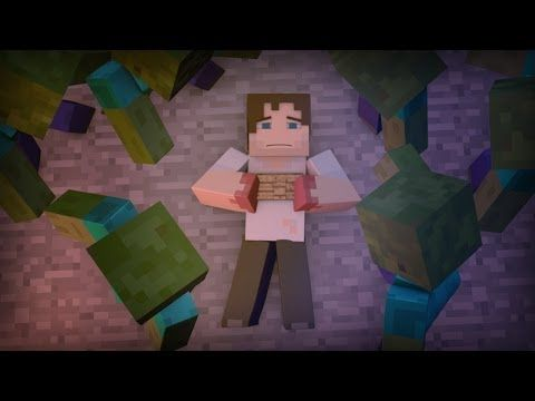 "♪ ""Running Out of Time"" A Minecraft Song Parody of ""Say Something"" ♪"