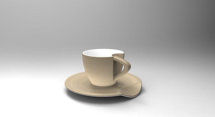 Colosseo, Coffee & Tea Cup.