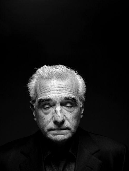 Martin Scorsese, aka genius