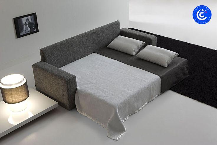 Sof cama de 226 moderno land bed sofa sofas and beds for Sofa cama calidad