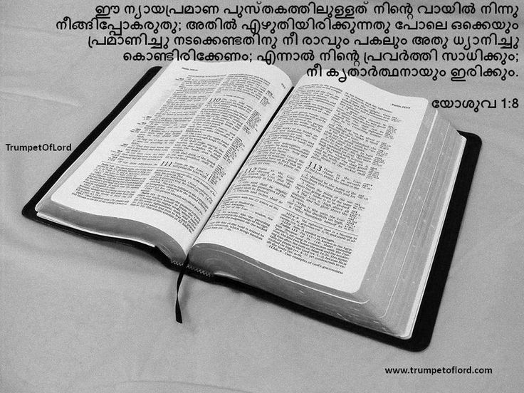 Keep this Book of the Law always on your lips; meditate on it day and night, so that you may be careful to do everything written in it.