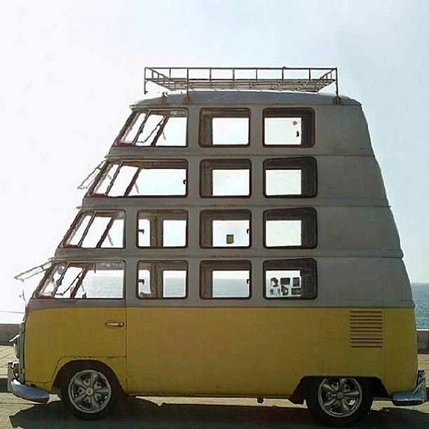 Our dream camper van