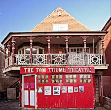 Tom Thumb Fun Palace at the Tom Thumb Theatre in Margate, Kent  More details to follow...  www.tomthumbtheatre.co.uk Twitter: @tomthumbtheatre