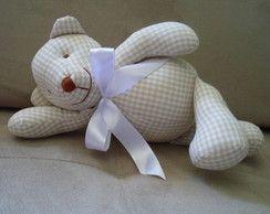 urso de tecido                                                                                                                                                                                 Mais