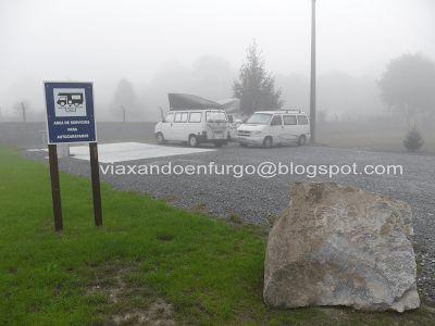 Viaxando en furgo: LUGO - Ruta del agua (Guitiriz) y visita a Lugo capital.