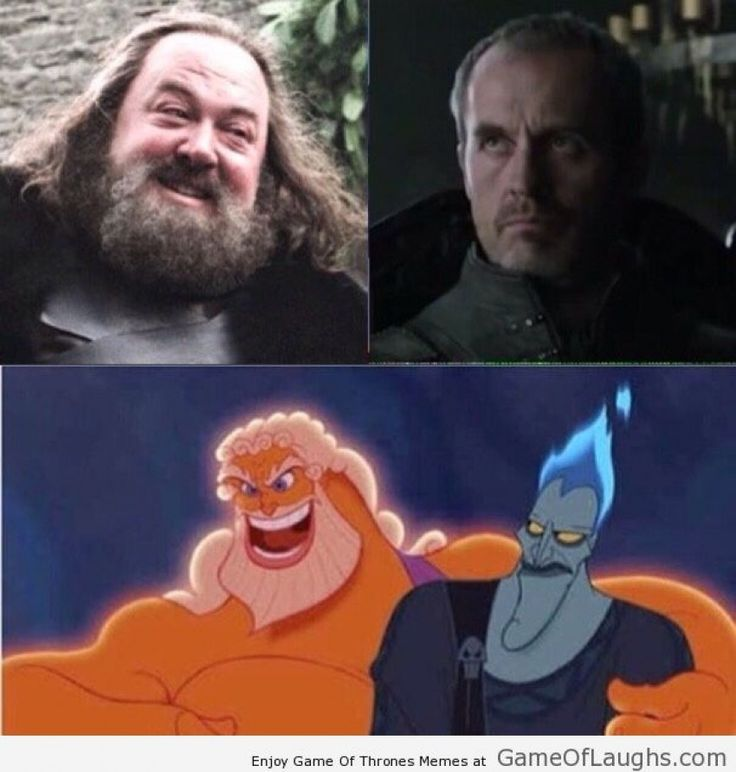Match found for the Baratheon brothers