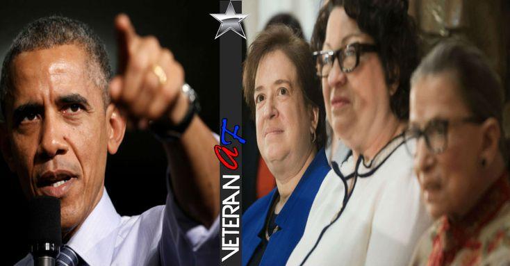 01-31-2018  Obama-Appointed Supreme Court Justice FAVORS Decriminalizing Pedophilia and Child Sex Trafficking