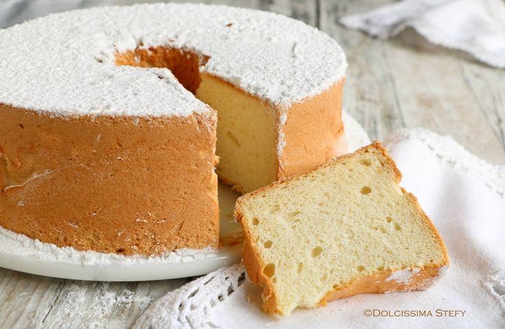 Angel Cake, la torta degli angeli