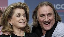 Depardieu/Torreton: Deneuve entre en scène