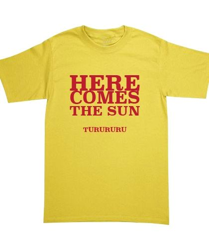 Playera T-shirt The Beatles - Here Comes The Sun