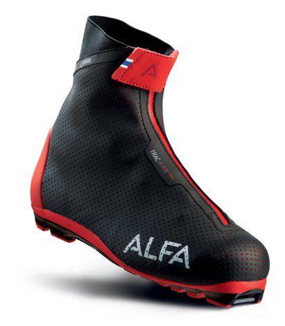 Alfa Sko: TRAC A/P/S - Varm og lett toppmodell for den aktive og kravstore skiløperen.