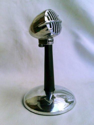 Microfone Antigo Astatic Jt-30