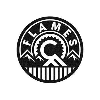 New Calgary Flames logo