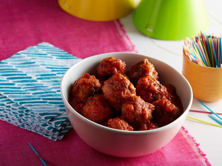 Mini turkey meatballs - Giada De Laurentiis
