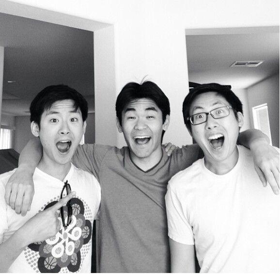 Josh, Sean and Jacob