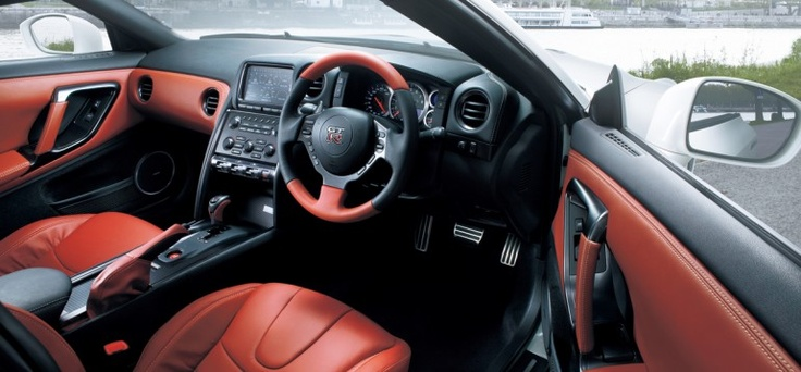 2013 Nissan GT-R. I can learn to drive on the other side in this.