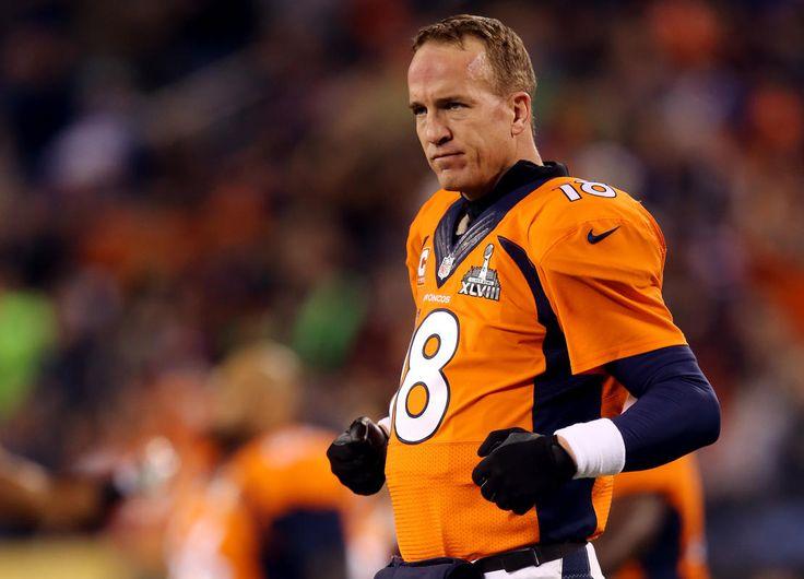Peyton Manning (Football américain / Broncos de Denver).