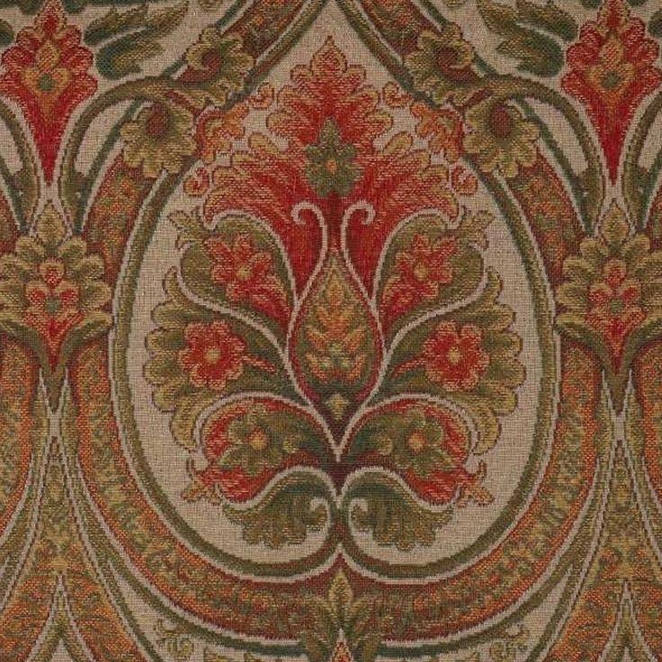 Finest 115 best Victorian Fabrics images on Pinterest | Drapery fabric  MU09