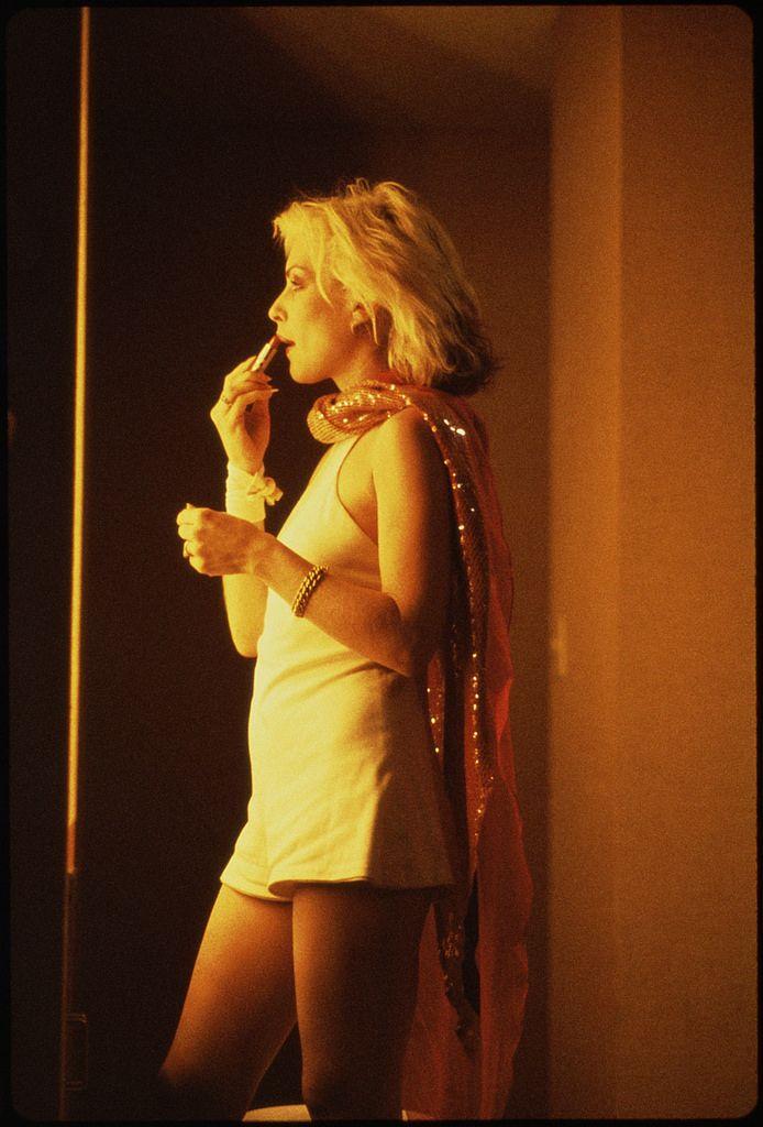 Debbie Harry by Roberta Bayley