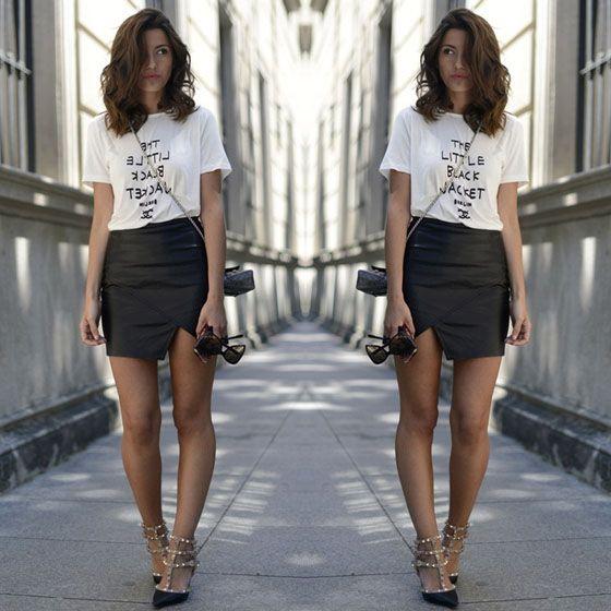 COMO USAR SUA T-SHIRT COM LOOKS ESTILOSOS! - Juliana Parisi - Blog