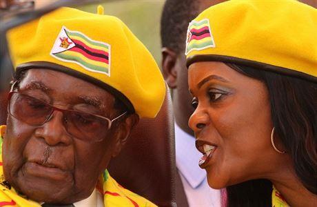Zimbabwská vládní strana odvolala svého předsedu Mugabeho
