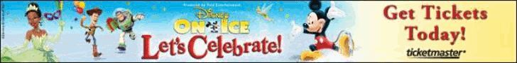 Disney on Ice Let's Celebrate – Target Center, Feb 27 $10 Tickets – Get yours NOW!!