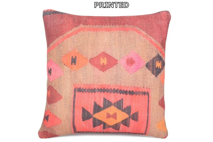 bohemian decor 18x18 kilim pillows boho pillow case boho decor art throw pillow case aztec pillow decorative throw pillow rustic decor 63-45 by DECOLICKILIMPILLOWS on Etsy https://www.etsy.com/listing/189034900/bohemian-decor-18x18-kilim-pillows-boho