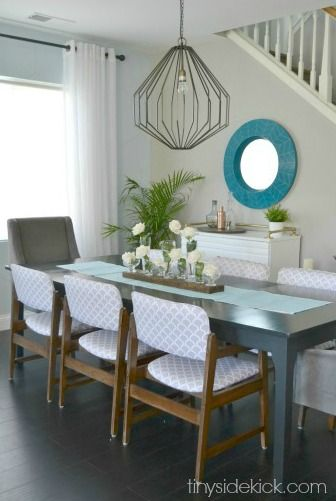 My Dining Room Reveal {it Only Took More Than A Year, But I Did It!}