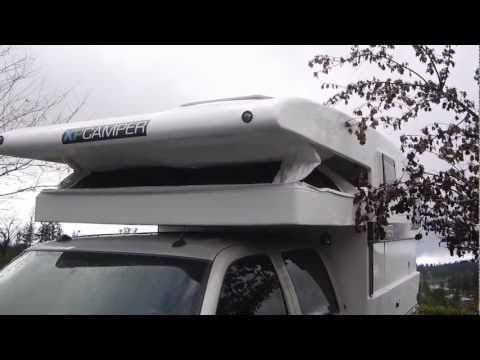 XP Camper Prototype 2 Lifting Up - YouTube