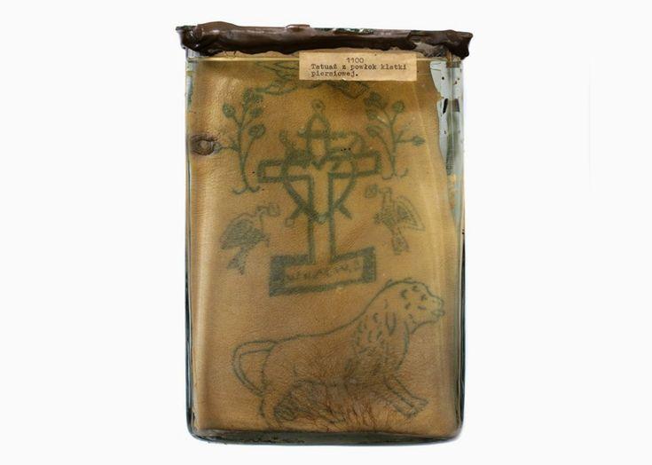 Pin Stick And Poke Preserved Prison Tattoos Designboom 08 Jpg on ...